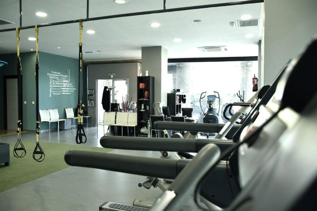 balance sport clinic